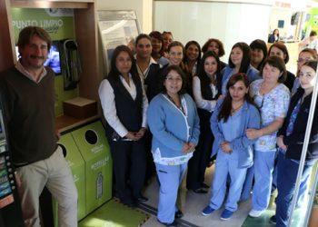 Clinica las Condes Recicla
